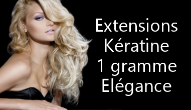 Extensions kératine JF-Extensions