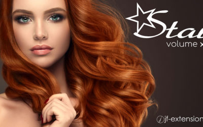 Extensions double drawn Star volume xxl